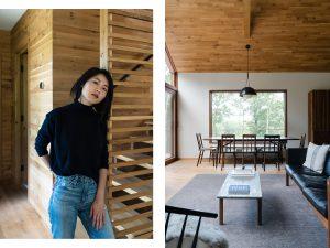 Дом, где конструкция в гармонии с природой