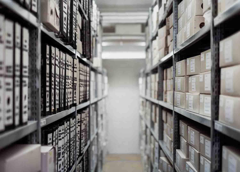 Система хранения документов дома ·