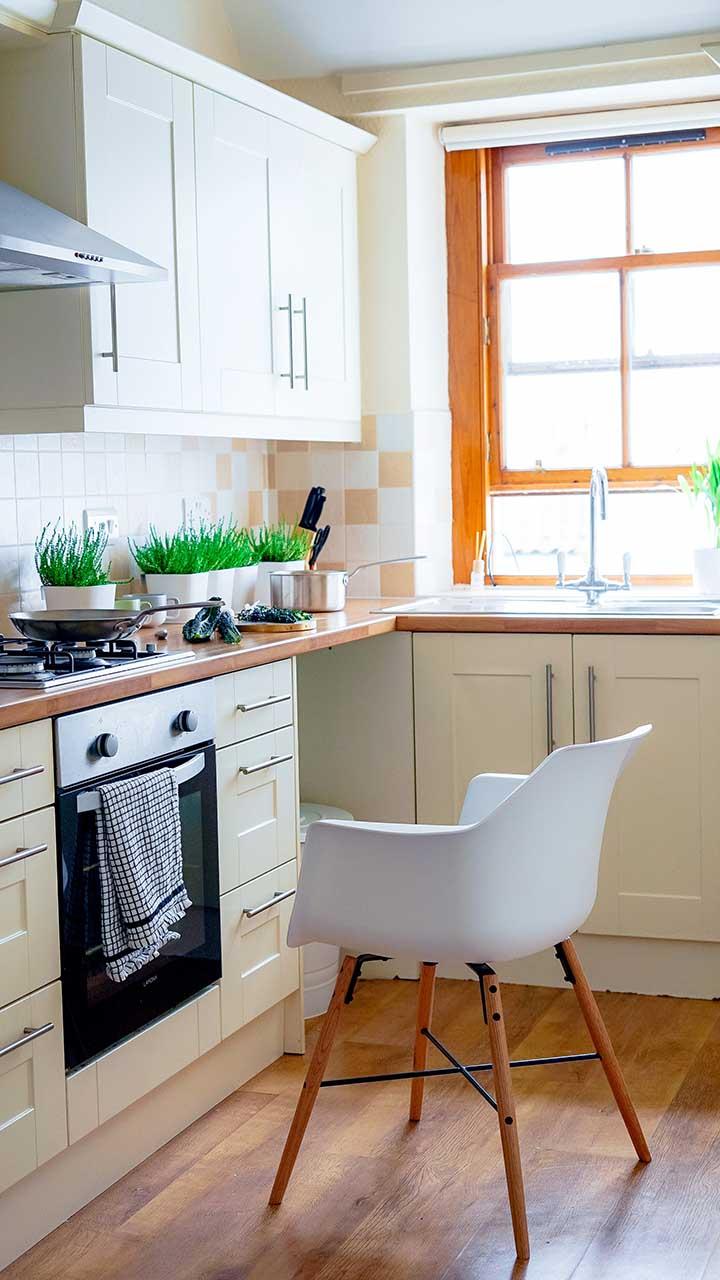 Минимализм на наших кухнях