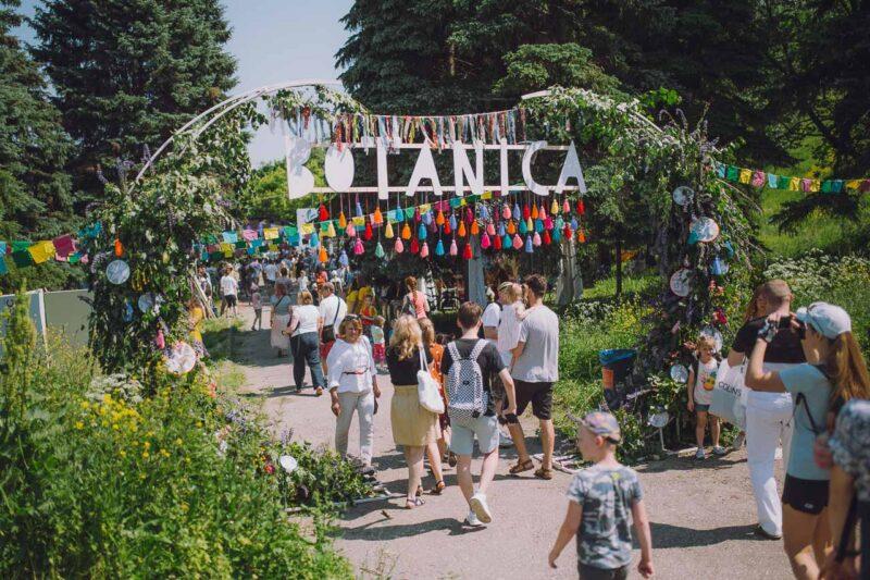 Фестиваль «Botanica». Экологичные привычки в массы.