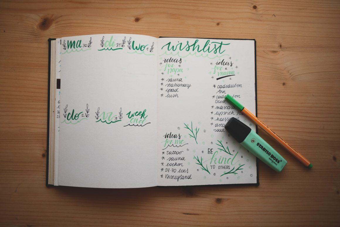 6 способов снизить нагрузку на психику с помощью планирования