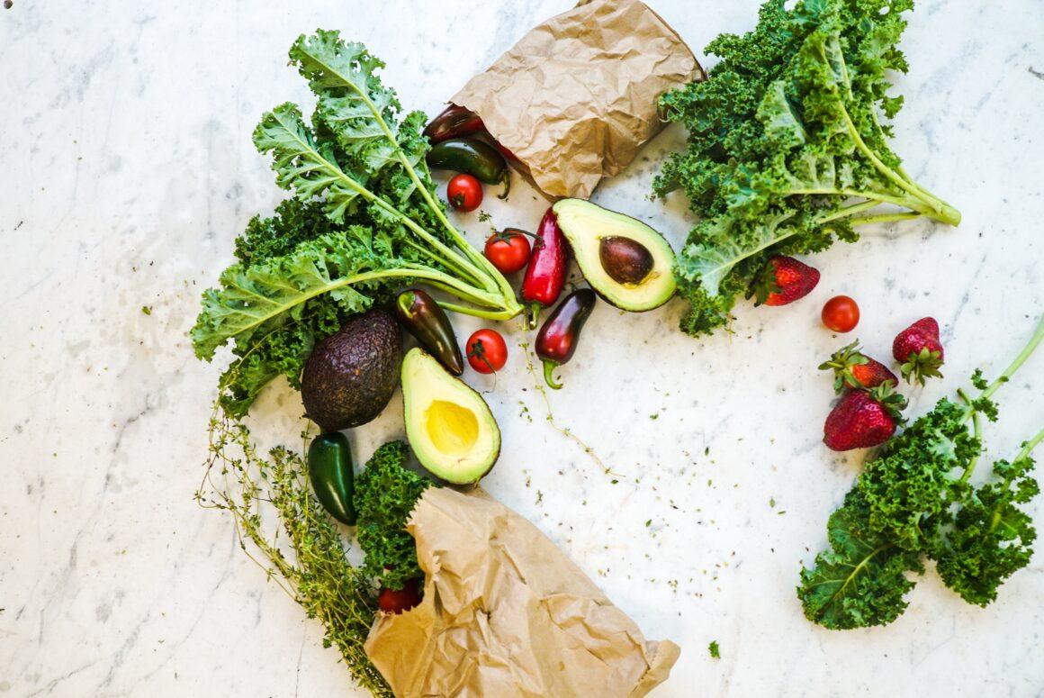 Вегетарианский дизайн