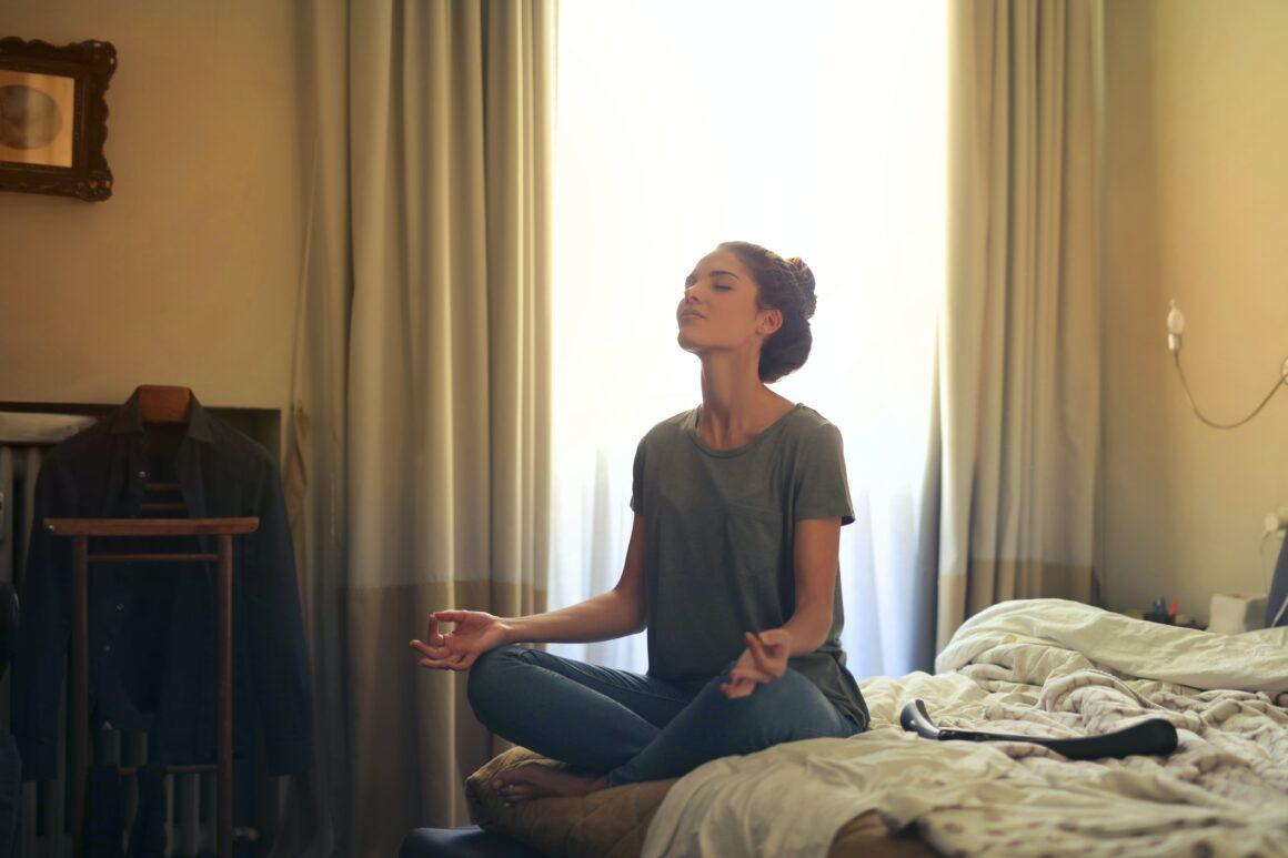 Зона для медитации