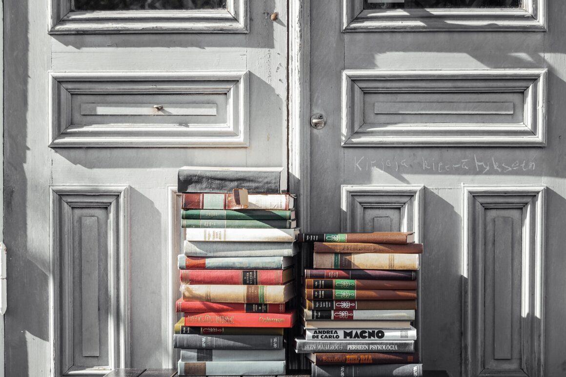 Книги как способ минимизировать лишнее