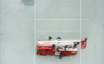 Жизнь пожарных в минимализме