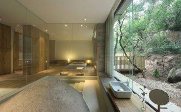 Каменный дом в Китае