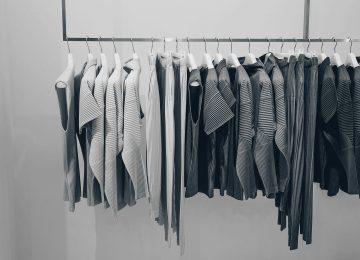 Организация вещей в шкафу, или как оптимизировать гардероб?