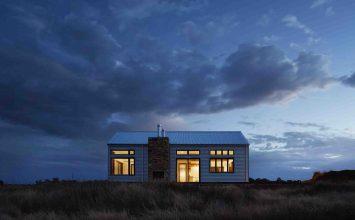 Маленький дом — большое счастье.