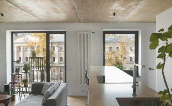 Как скучную советскую квартиру превратить в светлое и современное жилище
