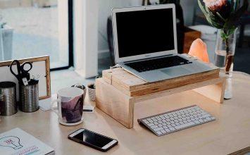 Офис минималиста